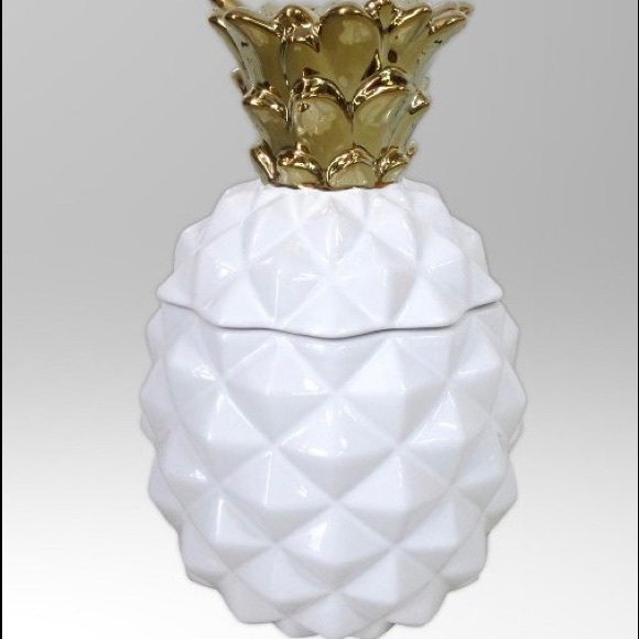 Pineapple Cookie Jar from Threshold